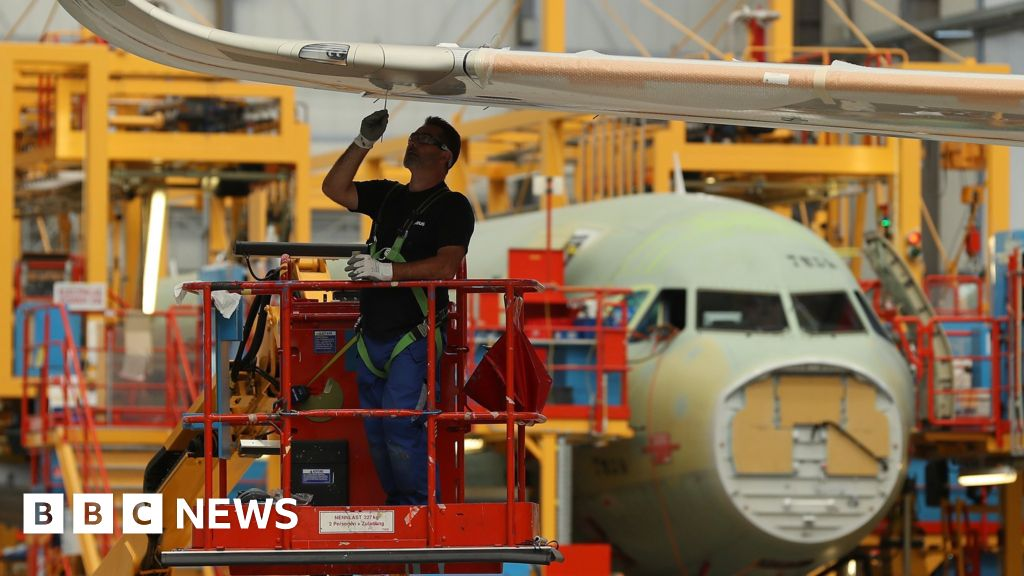 Future of UK aerospace 'in doubt' without EU deal