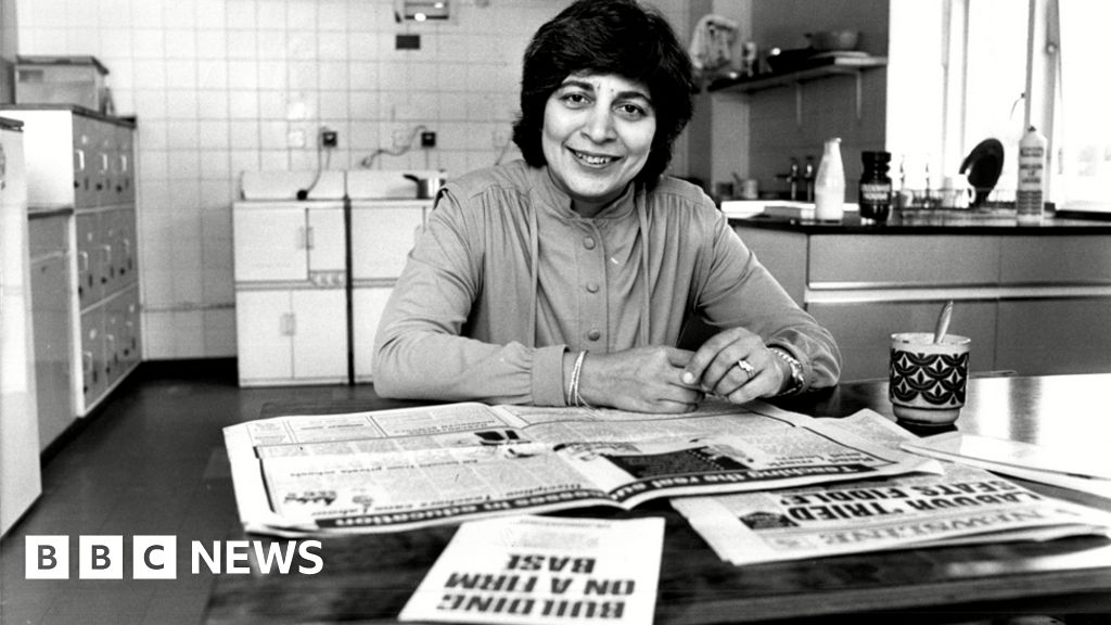 "Pramila Le Hunte: ""I ve tried, the first woman, the British-Asian Tory MP"""