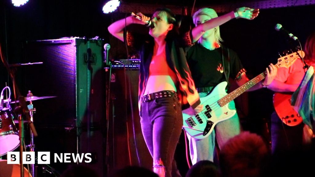 'We faced death threats for playing punk'