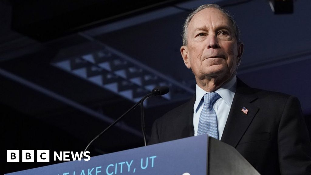 Bloomberg to release female staff from gag orders
