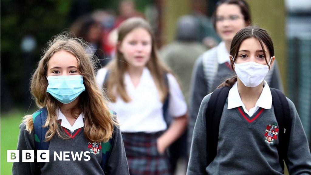 Pupils sent home in half of England's secondary schools