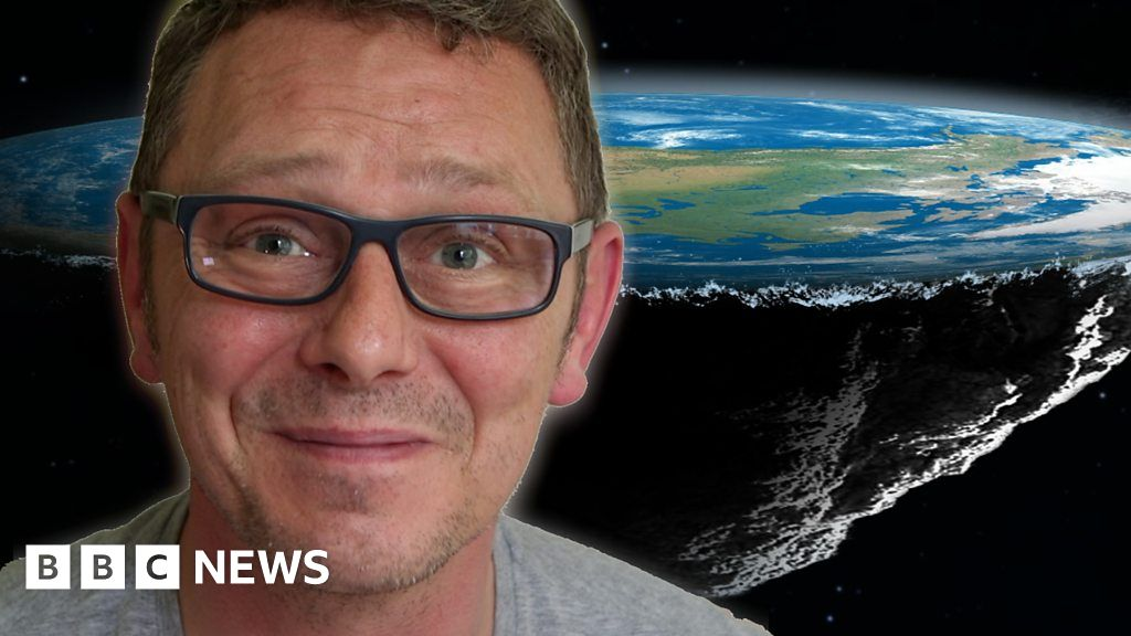 The social media giant is accused of promoting videos arguing the Earth isn't round.