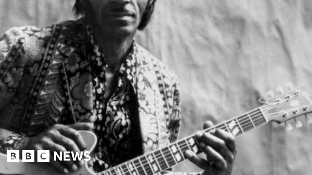 Obituary Chuck Berry Bbc News