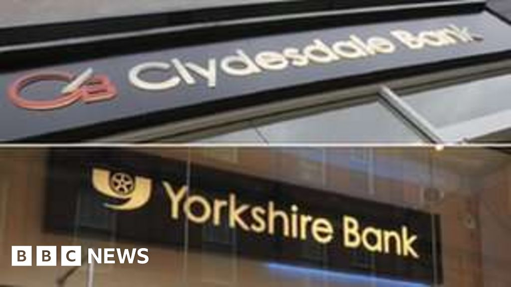 clydesdale and yorkshire bank to close dozens of branches. Black Bedroom Furniture Sets. Home Design Ideas