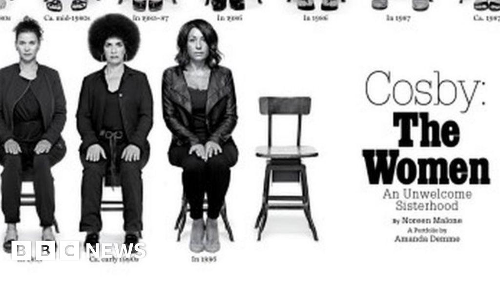 Bill Cosby accusers speak to New York magazine - BBC News