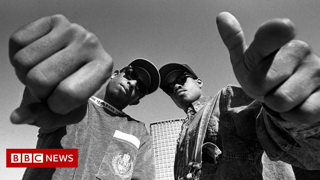 The bizarre story behind Gang Starr's final album