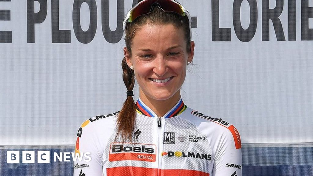 Olympic cyclist announces birth