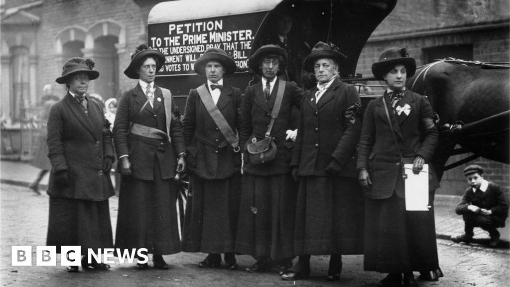 suffragettes how british women won their Suffragette's fervid endorsement of deeds not words can be debated by historians, who have often concluded that the enfranchisement of women was actually held back by militancy, rather than advanced by it in the end, the representation of the people act of 1918 was a direct result of the.