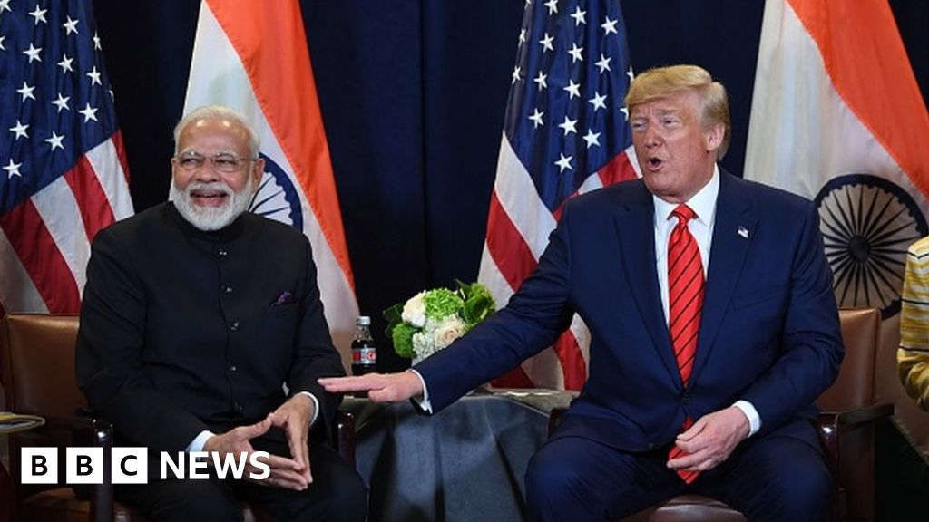 What will Trump's visit do for US-India ties?