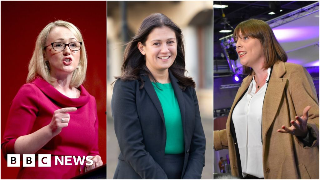 Labour leadership: Long, Bailey, Nandy and Phillips secure nominations