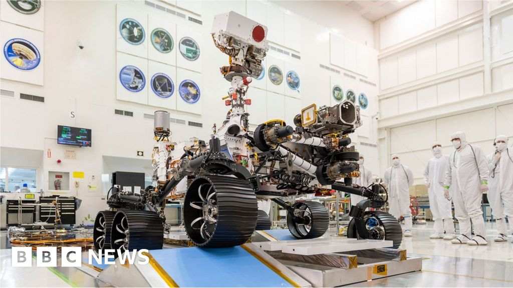 Nasa's Perseverance rover set to launch to Mars