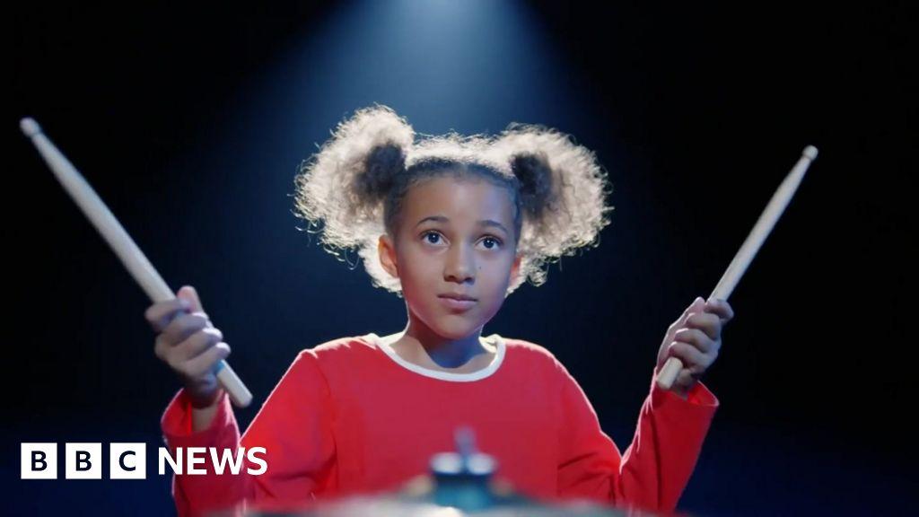 Nandi Bushell: Meet the nine-year-old drumming sensation