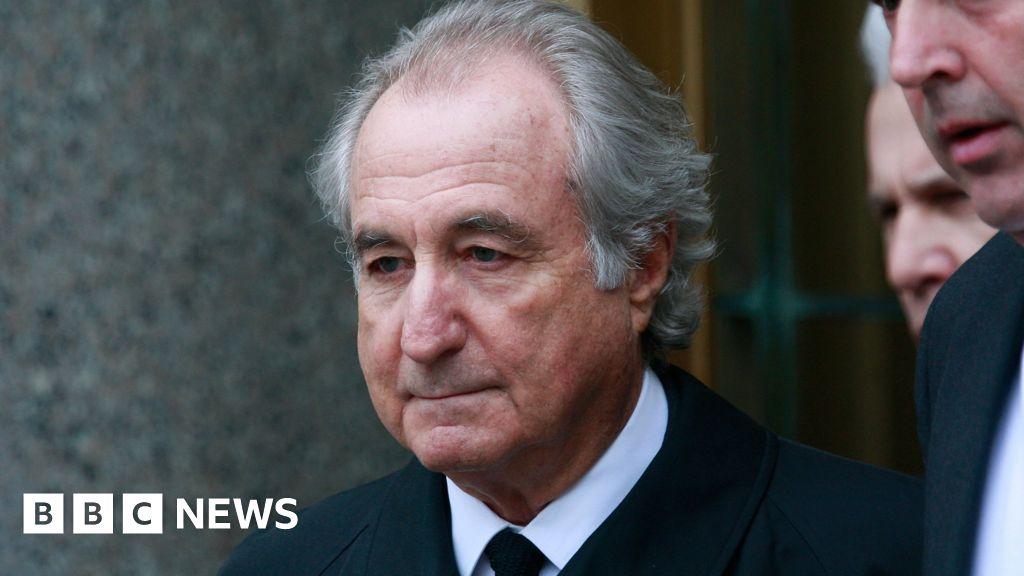 Bernie Madoff: Disgraced financier dies in prison