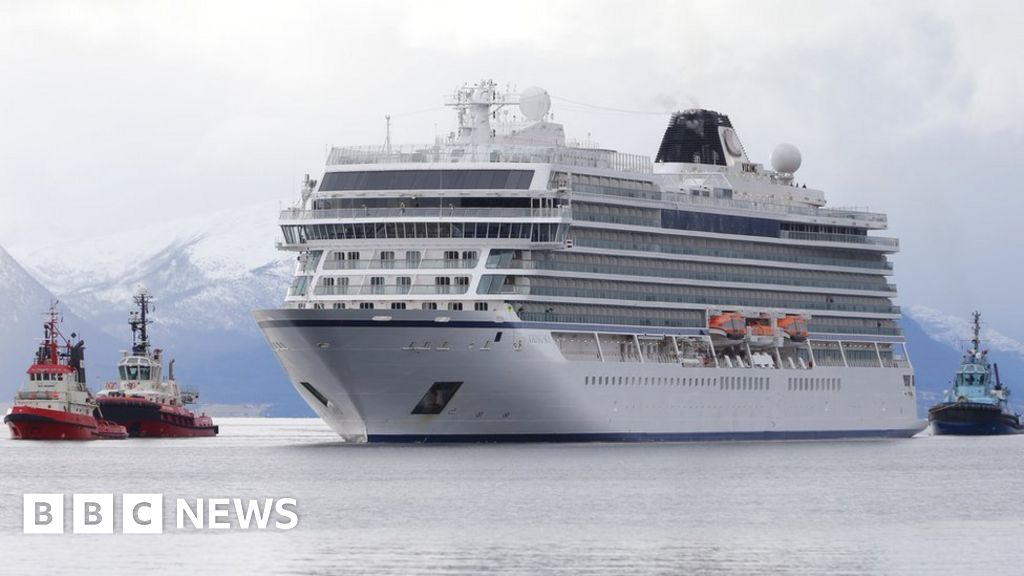 QnA VBage Viking Sky: Engine failure blamed on 'low oil levels'