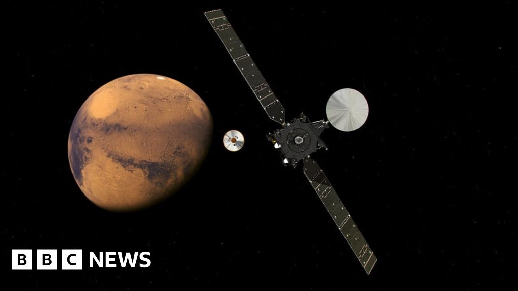 bbc news on mars landing - photo #5