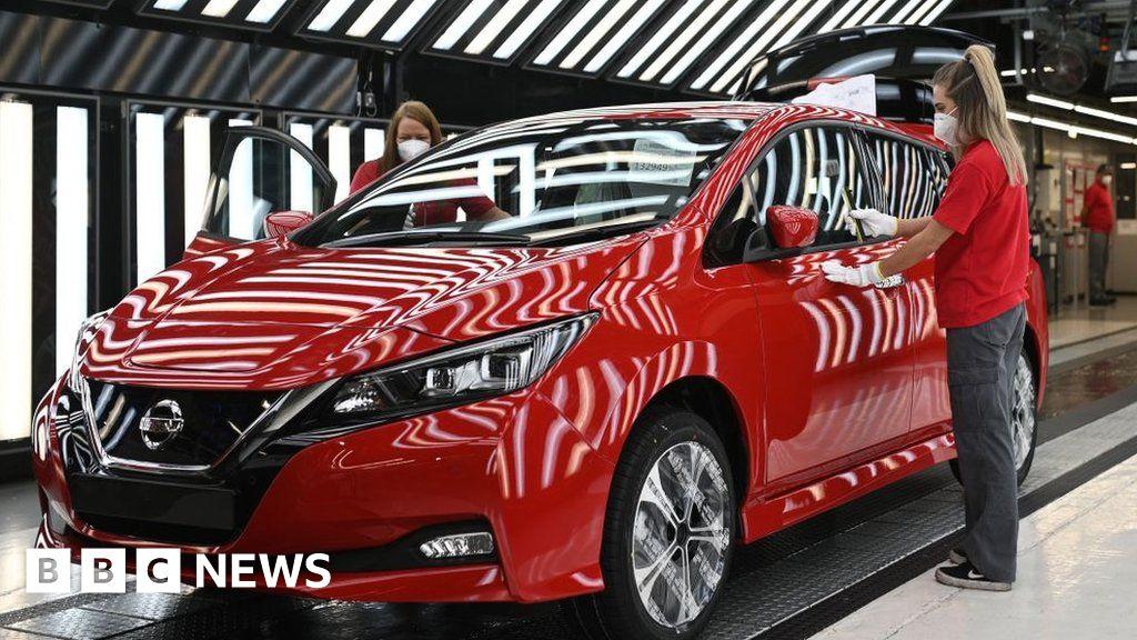 Covid: Hundreds of Nissan staff in Sunderland self-isolating