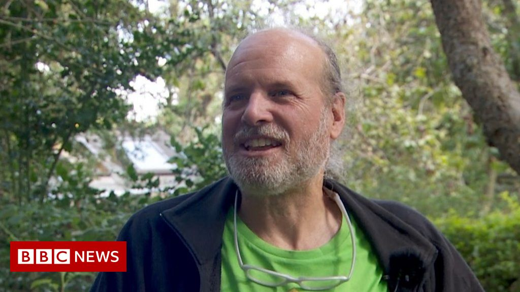 Compost enthusiast with 'more than 40 bins'