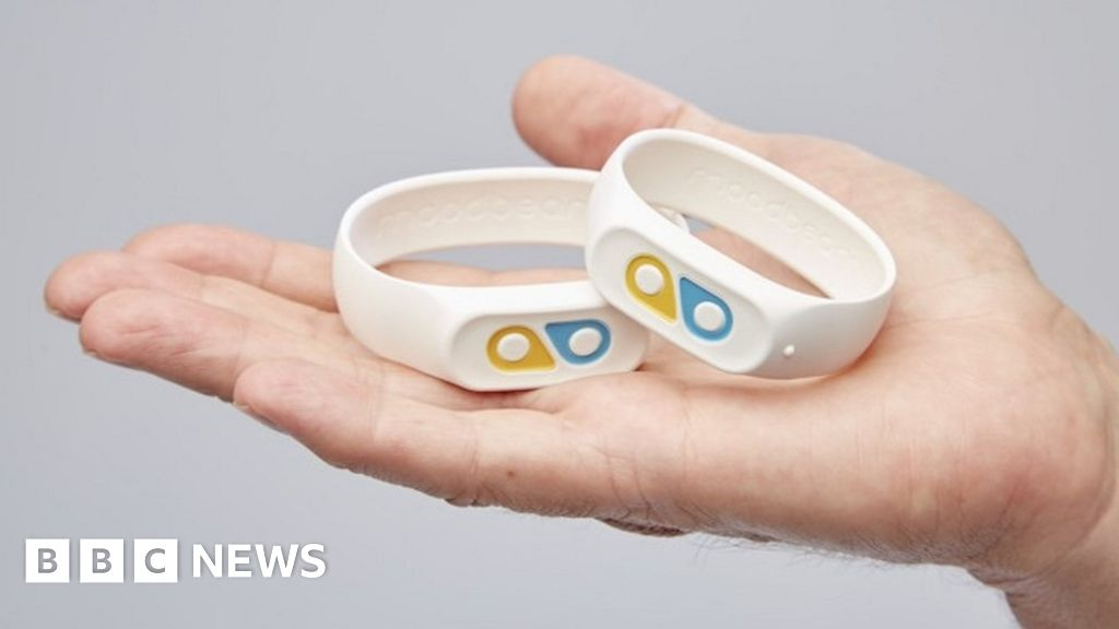 A wristband that tells your boss if you are unhappy - BBC News
