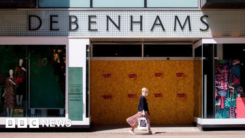 Coronavirus: Debenhams makes some restaurant employees redundant