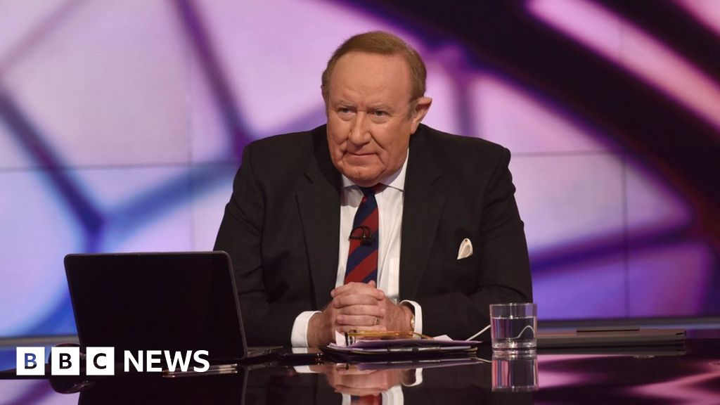 The Andrew Neil Show dropped as BBC News unveils cuts