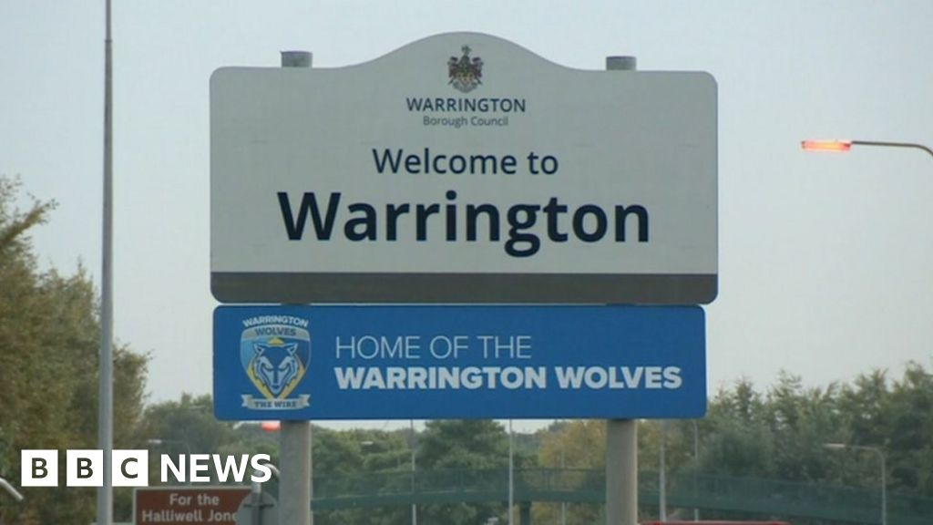 Covid-19: Warrington moves into tier 3 restrictions
