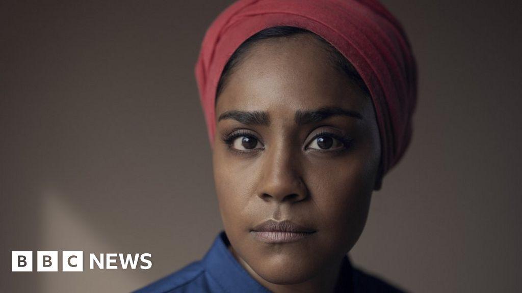 Bake Off s Nadiya Hussain shows of childhood sexual assault