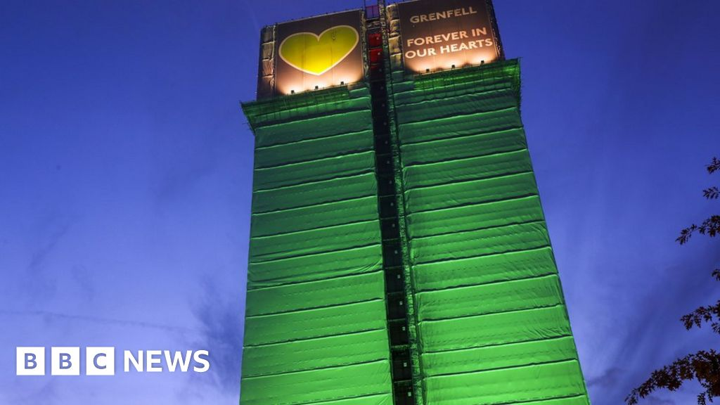Grenfell Tower: Firm's ex-manager sorry for safety query reaction