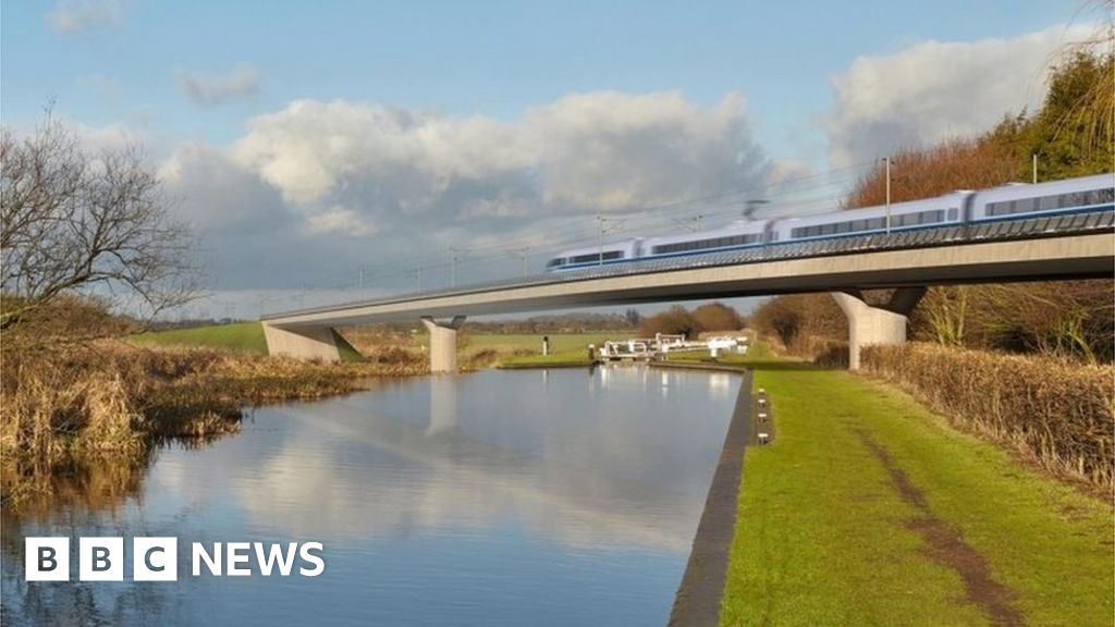 HS2: High-speed line cost 'could rise by £30bn'