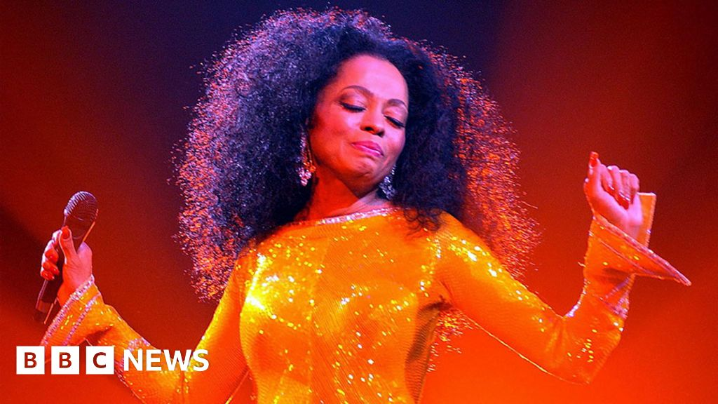 Diana Ross:  Every concert is a blessing and a gift