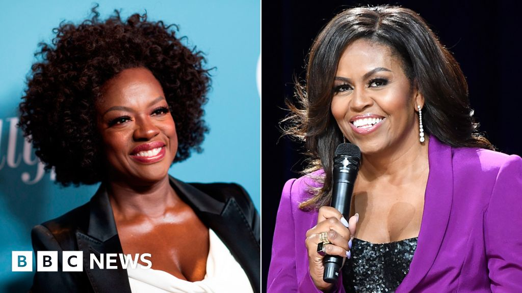 Viola Davis to play Michelle Obama in Showtime s First Ladies