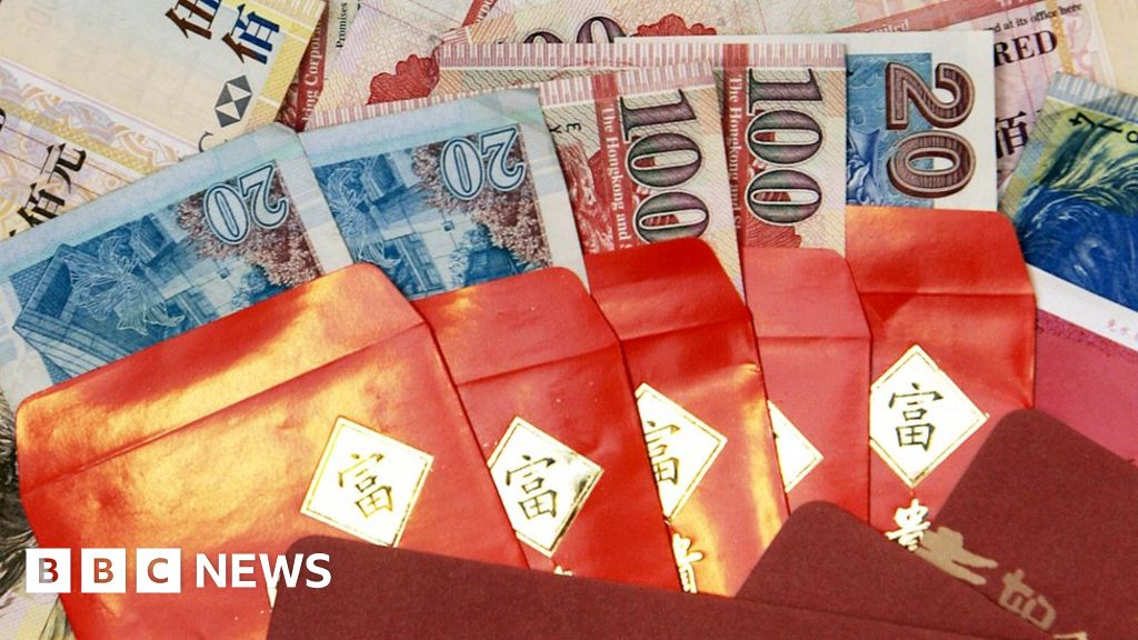 Lunar New Year Who Owns The Lucky Money In A Red Envelope