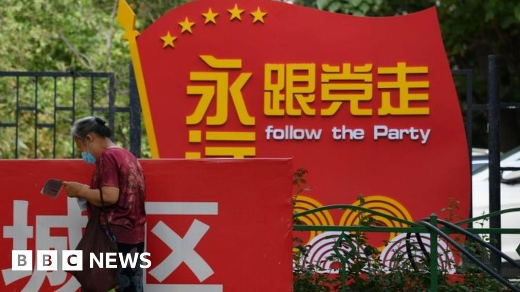 China says a US travel ban on Communist Party members would be 'pathetic'