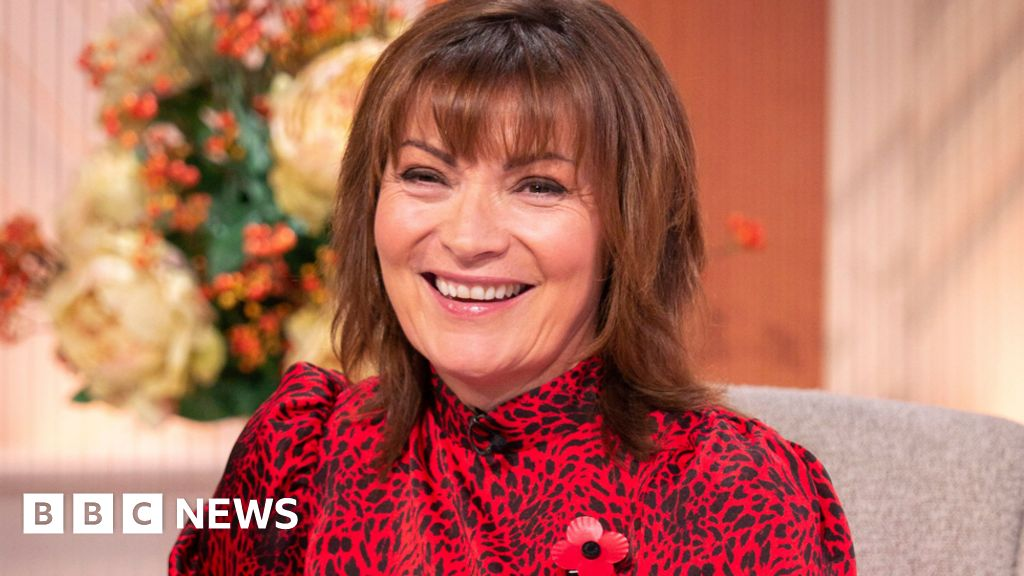 Lorraine Kelly:  All the life had drained out of me