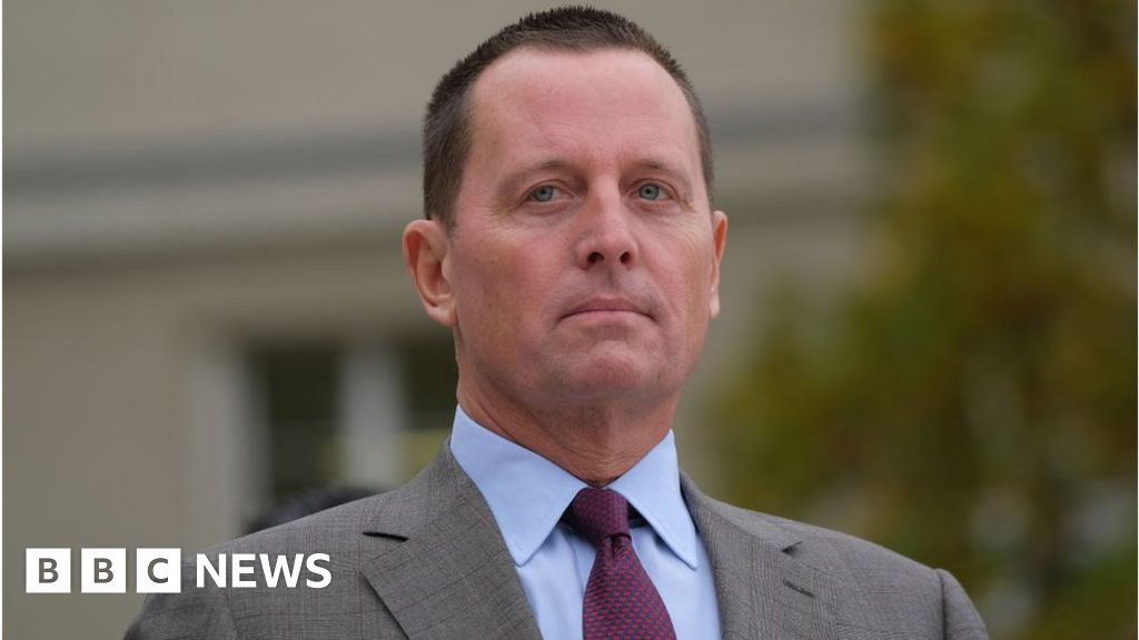 Trump's pick for acting spy chief raises eyebrows