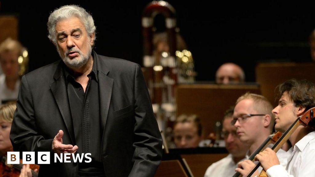 Plácido Domingo accused of sexual harassment
