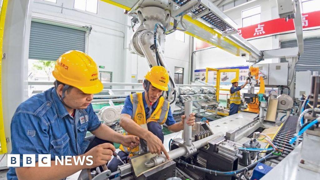 Coronavirus: Chinese economic system bounces again into progress