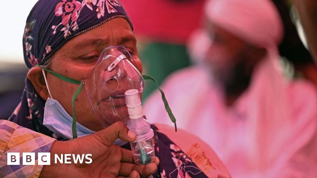 India Covid-19: Deadly second wave spreads from cities to small towns – BBC News