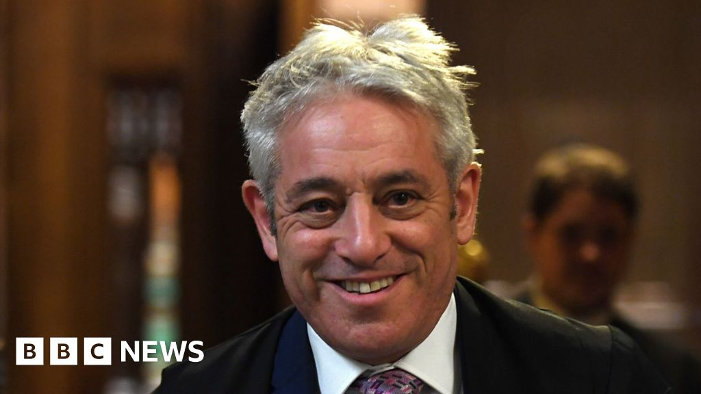 Labour conference: Comrade Bercow makes debut