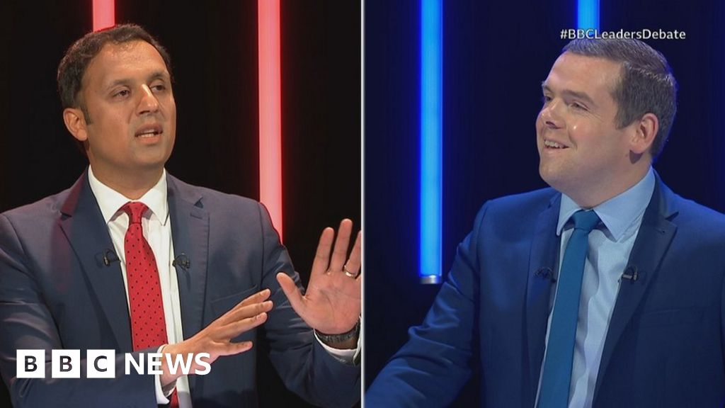 Scottish election 2021: Five takeaways from the final debate