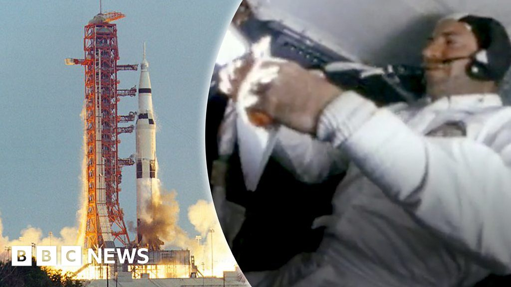 Apollo 13: The silence of the blackout of those who were there