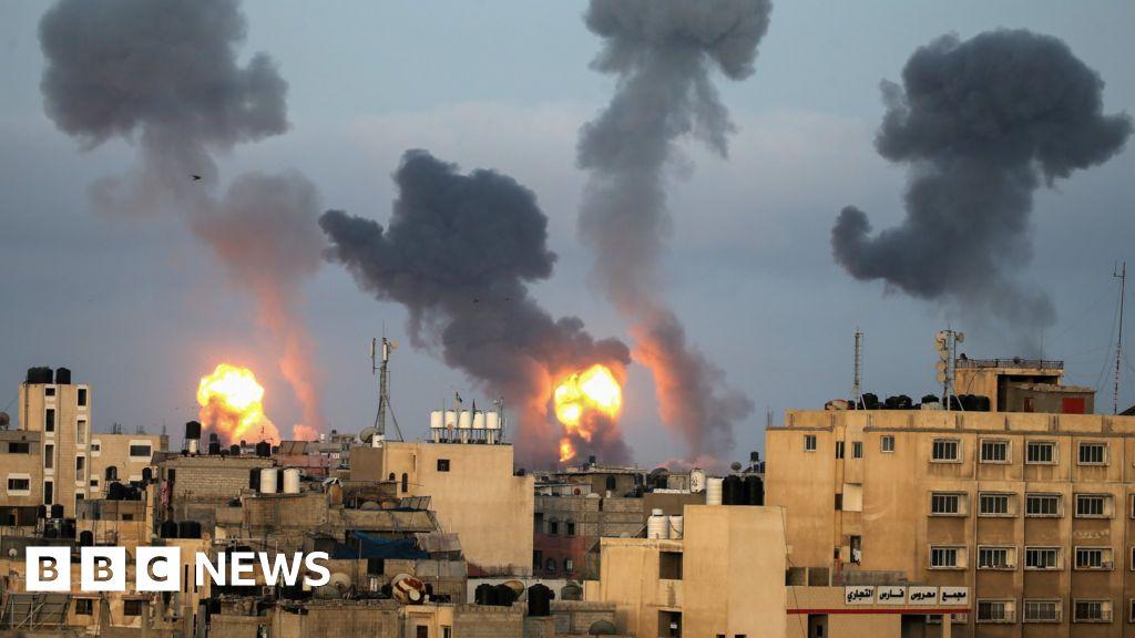 Dozens killed as Israel-Gaza violence escalates