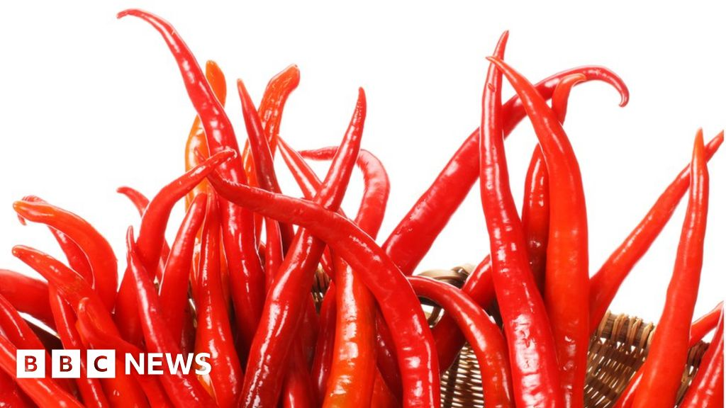 Is the chilli pepper friend or foe? - BBC News