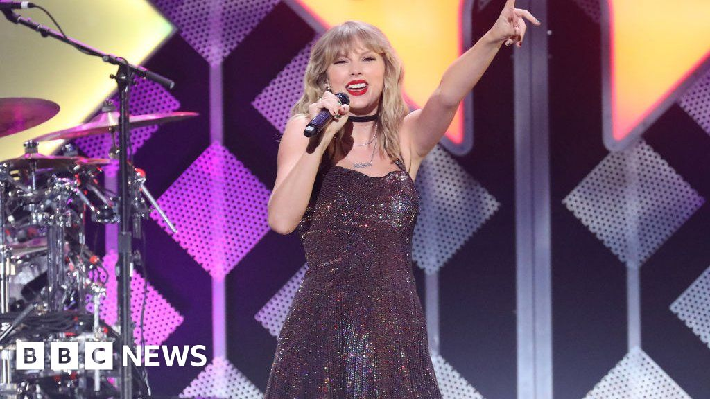 Taylor Swift's record label plans to shares sale