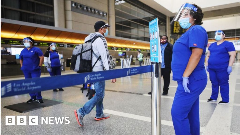 British Airways To Launch Covid Testing Trial For Arrivals