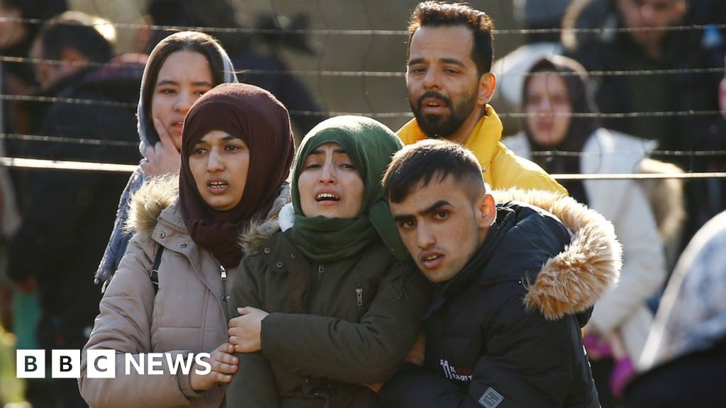 War in Syria: Turkey is refugees exit in the direction of Europe