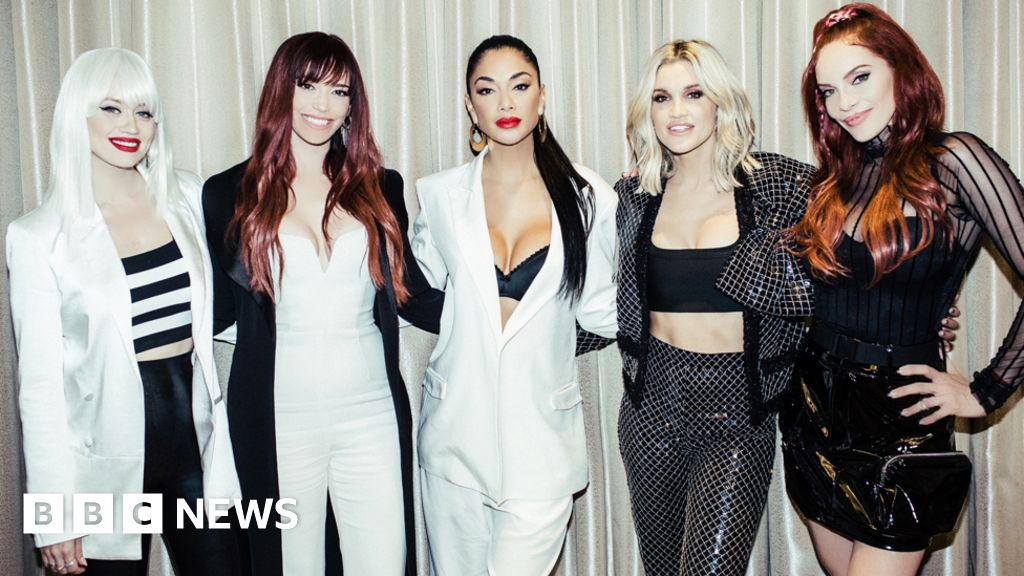 Pussycat Dolls: How 'the stars aligned' for a reunion - BBC News