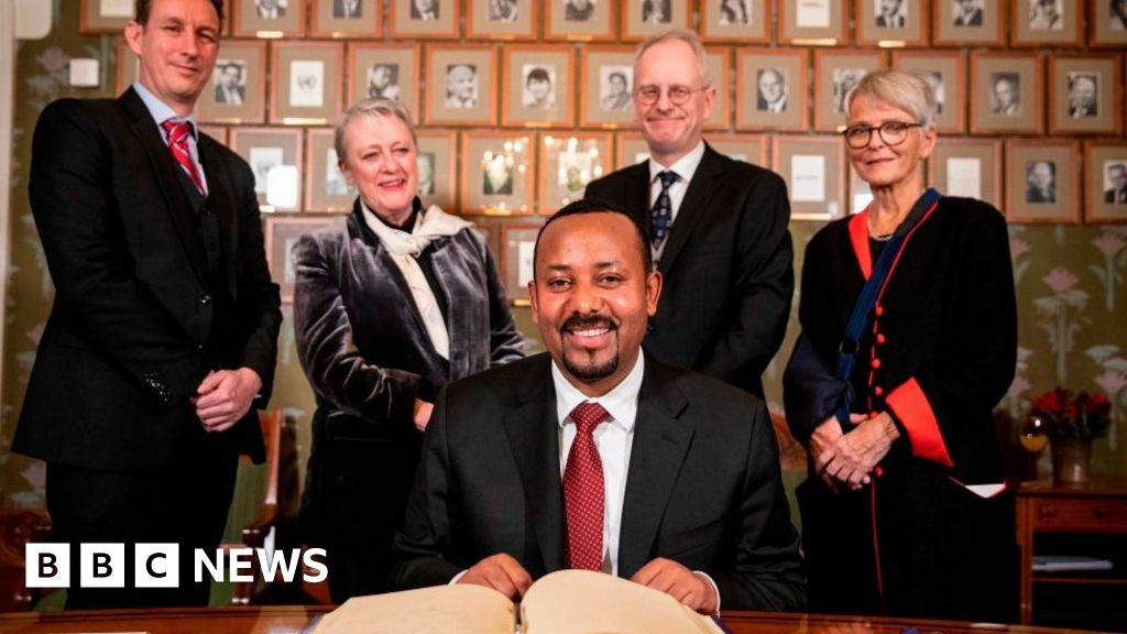 Ethiopia s Abiy Ahmed: Inside the mind of this year s Nobel Peace Prize winner