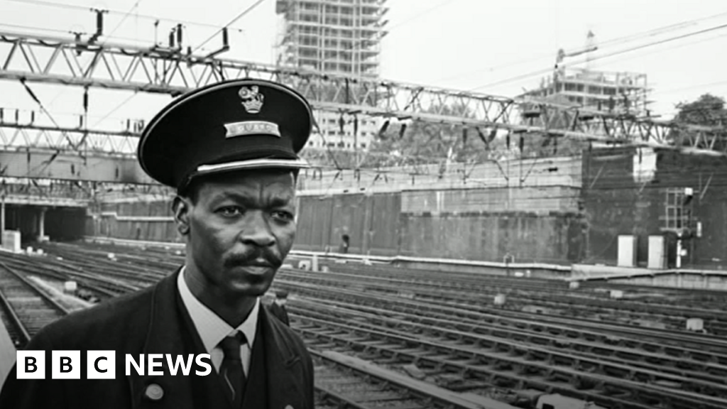 Asquith Xavier: Plaque honours train guard who fought Whites-only policy - BBC News