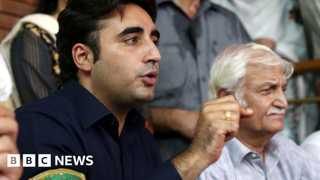 Bilawal Bhutto Zardari: Heir to a political dynasty - BBC News