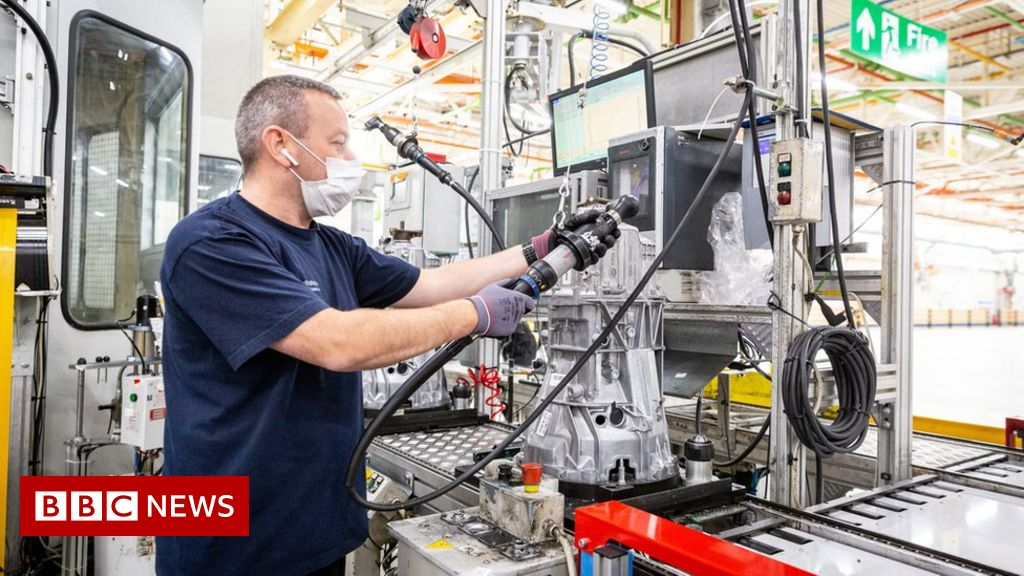 Ford to make electric car parts at Halewood plant